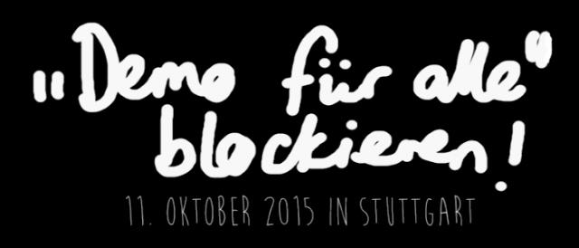 Demo für alle blockieren!