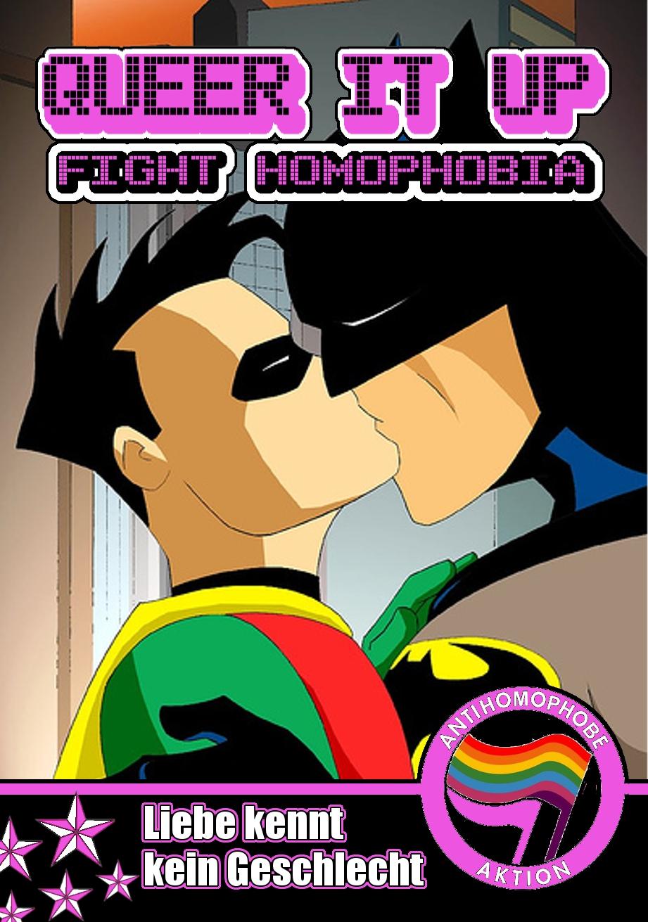 Anti-homophobe.Aktion
